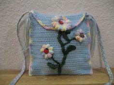 Free Crochet Pattern For Cross Body Bag : Crochet - bag patterns on Pinterest Crochet Projects ...