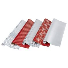 Wow! Gotta do my Christmas shopping this year @ IKEA! JULMYS Gift wrap, roll, $2.99 - IKEA