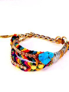 Friendship Bracelet Craze!