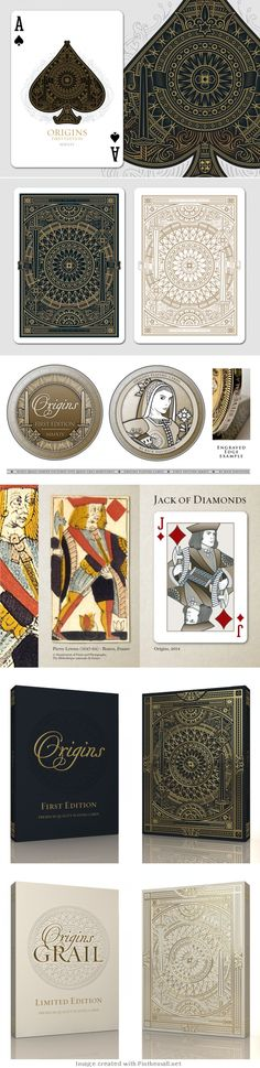Origins Playing Cards