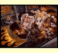 On Lisa Rein's Radar: San Francisco Folks: Last Gasp and Varnish ...