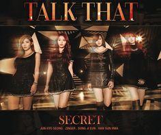 MV Talk That dari SECRET