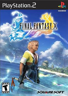 Final Fantasy X-only one I played. Beat it too. Great game.