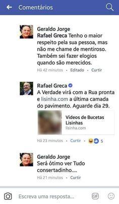 Prefeito de Curitiba é traído por um ponto