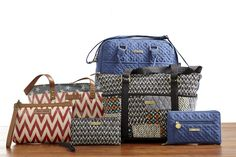 Bella Taylor Handbags.  Check them out at Heritage Quilt Company.