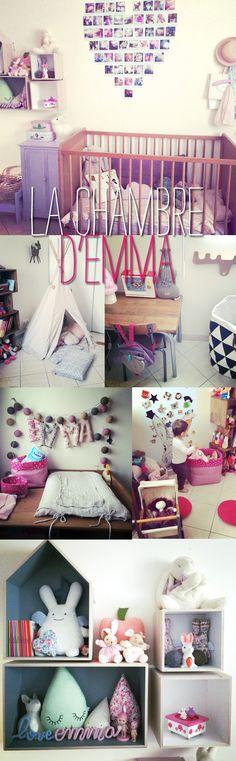 La chambre d'Emma