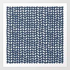 Buy Chevrons by Demi Goutte as a high quality Art Print. Worldwide shipping available at Society6.com. Just one of millions of products available.