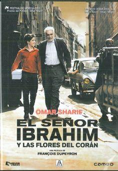 El señor Ibrahim y las flores del Corán (2003). Dir: François Dupeyron. A los trece años, Momo está abandonado a su suerte. Tiene un solo amigo, el señor Ibrahim, el tendero árabe de la calle Azul. Pero las apariencias engañan: ni la calle azul es azul ni el árabe es árabe. Y la vida no tiene por qué ser siempre triste... En #BibUpo http://athenea.upo.es/record=b1308749 http://athenea.upo.es/record=b1484668