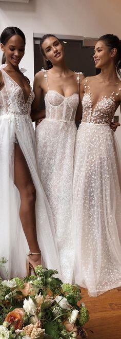 37 Trendy Wedding Makeup Boho Bridal Collection 37 Trendy Hochzeit Make-up Boho Bridal Collect Lace Wedding Dress, Bridal Dresses, Wedding Gowns, Dance Dresses, Prom Dresses, Formal Dresses, Bridal Collection, Dress Collection, Makeup Collection