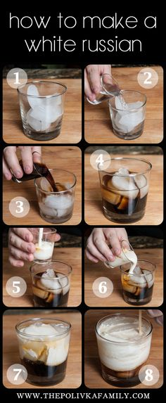 How to make a real food White Russian {+eBook GIVEAWAY!!} $18.00