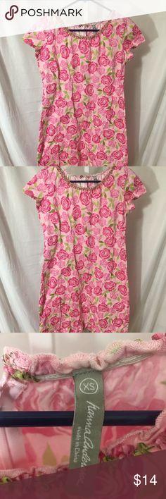 Girls' Clothing (newborn-5t) Hanna Andersson Night Night Sleeper Pajamas Pink Flowers Size 60 6-9 Months Elegant Appearance