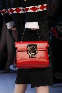 Dolce & Gabbana детали   Коллекции осень-зима 2016/2017   Милан   VOGUE