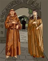 Image result for anglo saxon monks