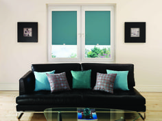 Palette Teal - From £19.80 - www.directblinds.co.uk