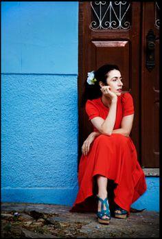 Marisa Monte-cantora mais cheia de graça!