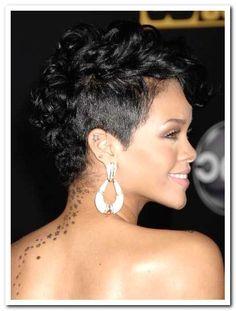 The tattoos...