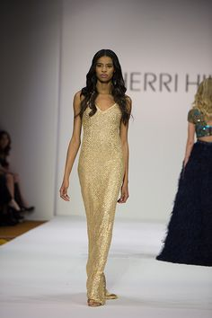 Sherri Hill New York Fashion Week 2016