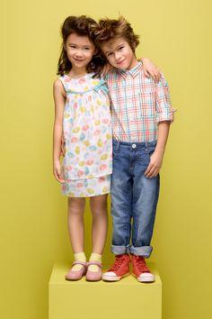 Marcas de moda para niños: Du Pareil au même