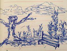 Dibujo pensando qué es lo que quiero hacer los próximos 5 años...#dibujoaboli #misdibujos #momentos #creatividad #konnectare