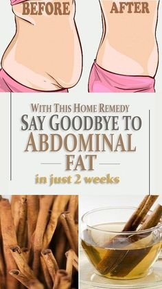 Take This Drink On Empty Stomach And You Won't Have Abdominal Fat In a Two Weeks – 18aims