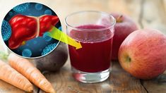 Co se stane, když smícháte řepu, mrkev a jablka: Zázračný nápoj, který ničí mnoho nemocí!