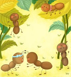 cartoon ants picnic google search crafts ants  bugs