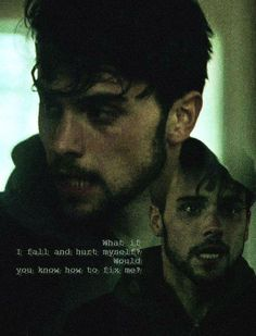 Connor Walsh: Do you know how to fix me?