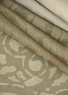 Celtic Damasc (#1015) by Classic Cloth | Silk: 70% | Linen: 30% | Dessin Fournir Companies