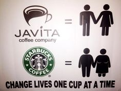 Javita > Starbucks  Just add #JAVITA #coffee www.myjavita.com/javafueled www.facebook.com/javitavictoria