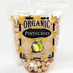Lemon Zing Organic In-Shell Pistachios from Santa Barbara Pistachios — Faith's Daily Find 01.29.15 | The Kitchn