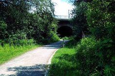 Hammfiction: Vor der Eisenbahnbrücke