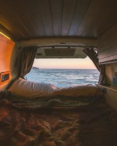 Are you looking to take a camping trip in the near future? Whether you are looking to take a camping trip as a family vacation or a romantic getaway, you may be concerned with . Sprinter Camper, Camping Car Sprinter, Surf Bus, Fun Sleepover Ideas, Dream Dates, Kombi Home, Van Home, Van Living, Living Room
