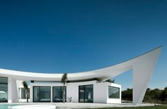 Modern Cliff View Mansion - Colunata by Mario Martins in Lagos Portugal - Destination Luxury