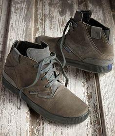 Effortlessly Cool Footwear - Rambler Boot - Carbon2Cobalt
