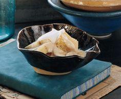 Bourbon Banana Pudding with Glazed Pecans Recipe | Epicurious.com