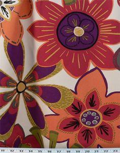 Gabriella Garnet | Online Discount Drapery Fabrics and Upholstery Fabric Superstore!