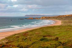 County Donegal, Ireland: Coast to Coast on the Emerald Isle - Ballycastle Coastline