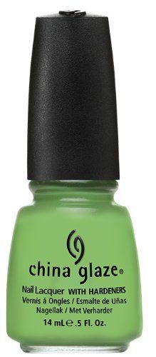 China Glaze Nail Polish Gaga For Green 05 Fluid Ounce -- Be sure to check out this awesome product.Note:It is affiliate link to Amazon.