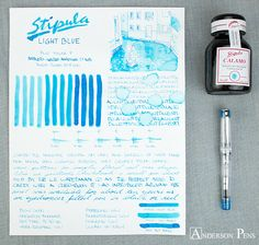 thINKthursday - Stipula Light Blue -