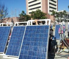 My Coolest Class: ENGR 499-Designing a Solar Charging Station
