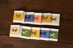 10 Segnaposto Mini Album - Miniminibook per 4 foto #fotosintesi #album #handmade #photobook