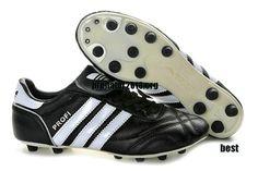 Adidas Profi Liga 2 Soccer Boots Black White