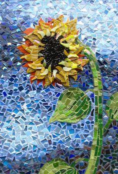 Lee Ann Petropoulos Fine Art Mosaics | Flora♥•♥•♥