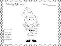 The Teacher's Treasure Chest: Christmas Sight Word FREEBIE and a MEGA SALE!