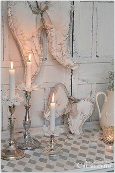 Cat-arzyna: styczeń 2014-love this version of  angel wings!