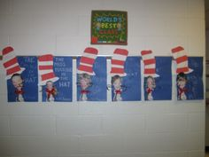 Read Across America Project :)