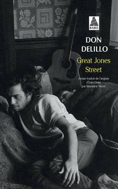 Great Jones Street - Don DeLillo - Amazon.fr - Livres