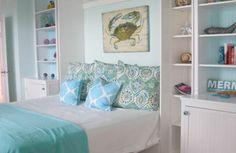 Schrankbett selber bauen frische farbgestaltung