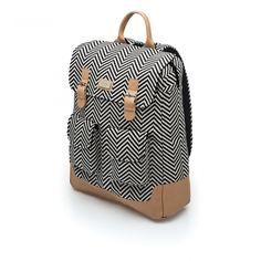 MOCHILA ZIGZAG - Imaginarium Travel Handbags, Purses And Handbags, Tie Dye Bags, Urban Bags, Fabric Bags, Girl Backpacks, Girls Bags, Backpack Purse, Cloth Bags
