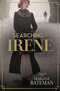 Giveaway at Reading Is My SuperPower: Searching for Irene by Marlene Bateman #BookGiveaway
